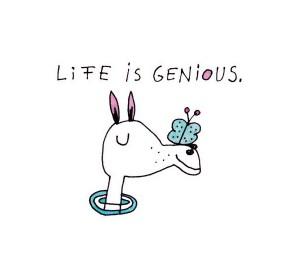 Life is geniusq