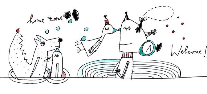 Zeichnungen, die Freude bringen… karindrawings