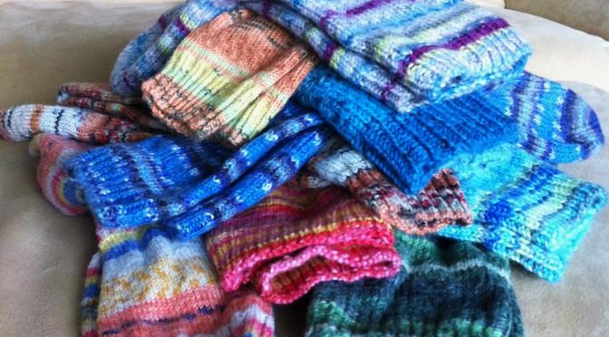 Socken… mal für mich!