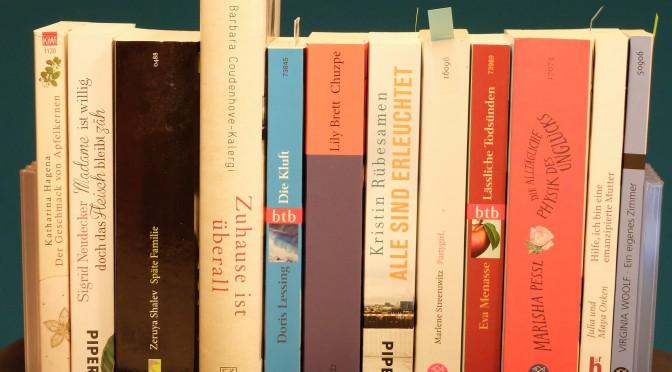 Bücher… und speziell Das Rosie-Projekt…