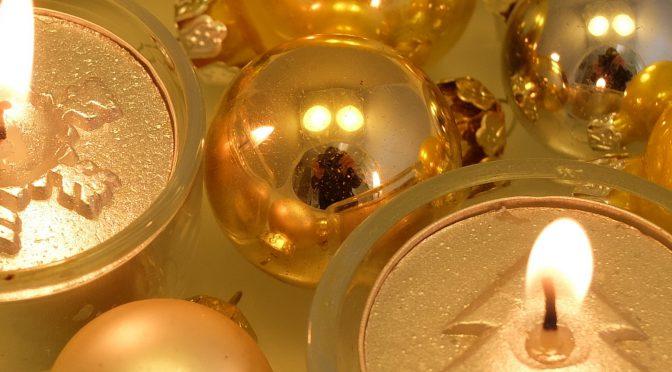 Weihnachten zieht seine Kreise…